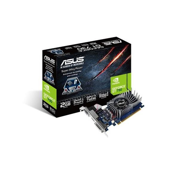 Card màn hình Asus 2GB GT730-2GD5-BRK