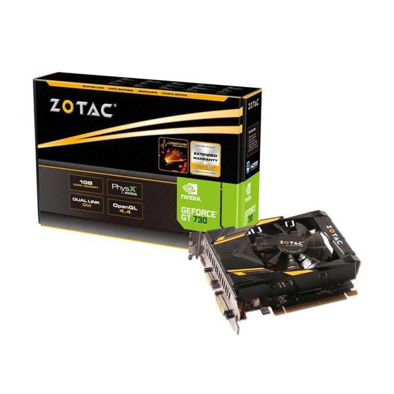 Card màn hình Zotac 2GB GT730