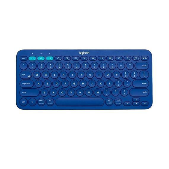 Bàn phím Logitech Bluetooth K380 (Xanh)