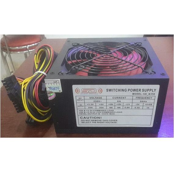 Bộ nguồn máy tính để bàn Power Supplay SD R350
