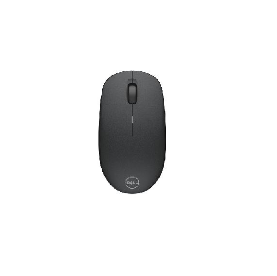 Chuột máy vi tính tính không dây Mouse Dell wireless WM126 (Đen)