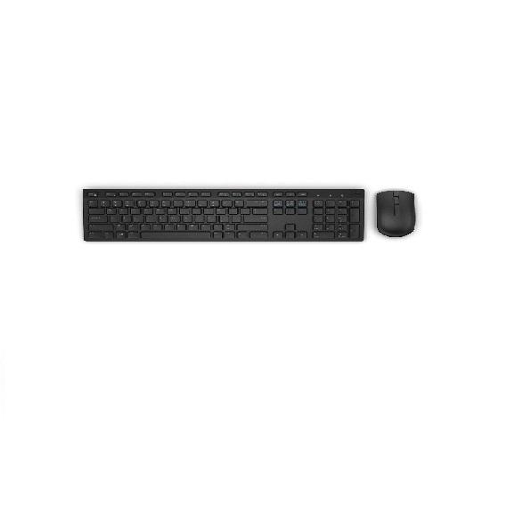 Keyboard & Mouse Optical Wireless Dell KM 636 Bàn phím + Mouse quang không dây Mini receiver 2.4Ghz
