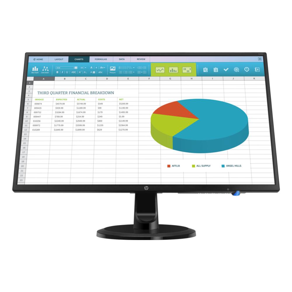 Màn hình máy tính LCD Monitor HP N246v 23.8'' FullHD IPS (1RM28AA)