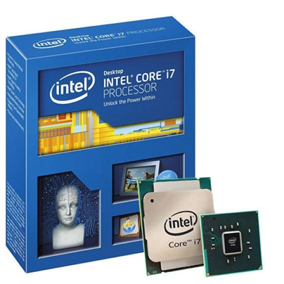 CPU Intel Core I7-5820K (3.3GHz - 3.6GHz)