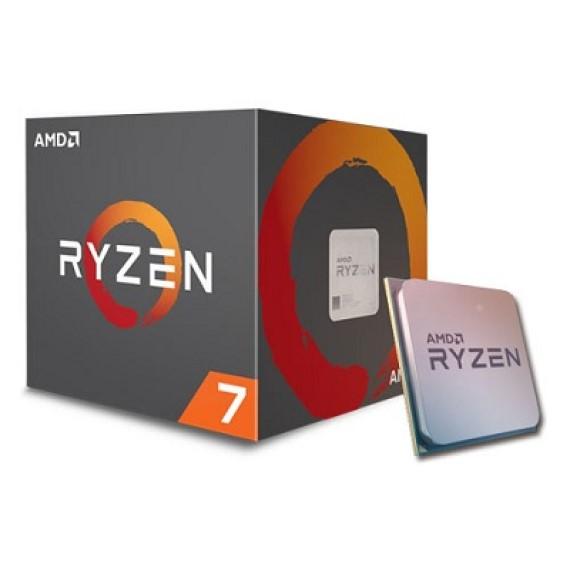 CPU AMD Ryzen R7 1700X (3.4GHz - 3.8GHz)