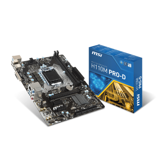 Mainboard MSI H110M Pro D
