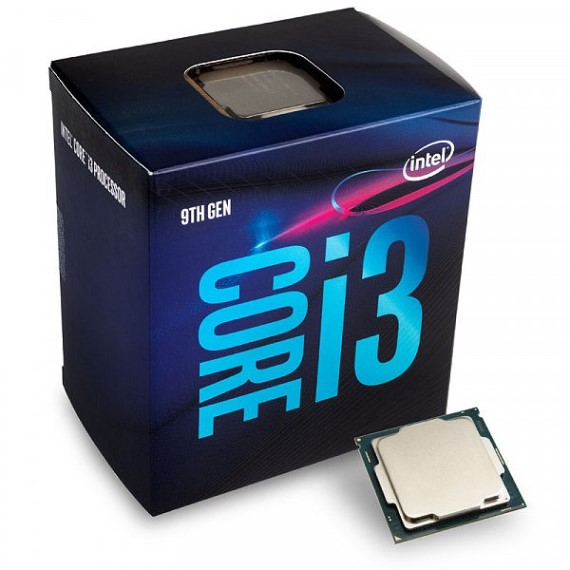 CPU INTEL CORE I3-9100 (3.6GHZ TURBO UP TO 4.2GHZ, 4 NHÂN 4 LUỒNG, 6MB CACHE, 65W) - LGA 1151