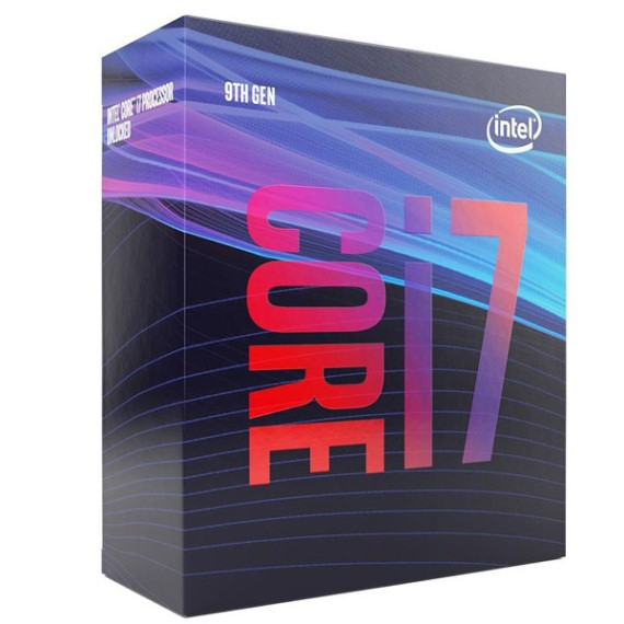 CPU INTEL CORE I7-9700 (8 CORES 8 THREADS/ 12MB/ COFFEE LAKE R)