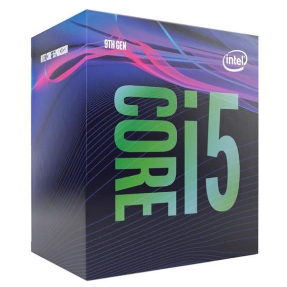 CPU INTEL CORE I5-9600 (3.1 UPTO 4.5GHZ/ 6C6T/ 9MB/ COFFEE LAKE-R)