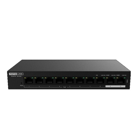 SWITCH TOTOLINK 8 CỔNG POE SW1008P